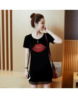 WD7699 Fashion Dress Black