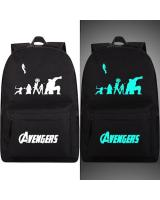 FG012 Glitter School Backpack Avengers