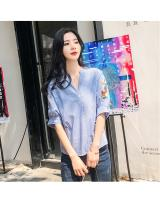 FF-194 Fashion Top Stripe Blue