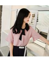 FF-196 Sweet Ribbon Top Pink