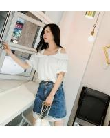 FF-200 Fashion Top White