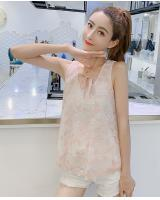ZL828 Casual Top Pink