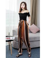 ZL829 Fashion Long Pant Brown