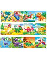 ST-687 Kids Puzzle Dino World