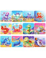 ST-687 Kids Puzzle Sea World