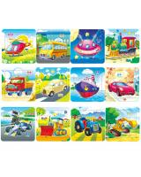 ST-687 Kids Puzzle Transportation