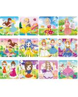 ST-687 Kids Puzzle Girls