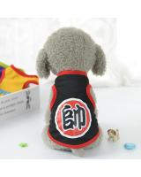 ST-691 Pet Vest Black