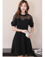 ST-696 Lovely Dress Black