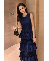 ZL842 Fashion Dress Navy