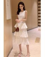 ZL842 Fashion Dress White