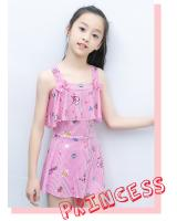 ST-693 Kids Swimwear Pink