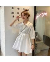 FF-217 Fashion Dress White