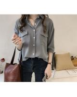 ZL847 Fashion OL Top Grey