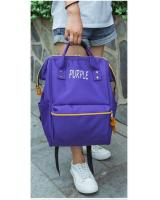 KW80440 TRAVEL BACKPACK PURPLE