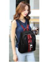 KW80441 TRAVEL CASUAL BACKPACK WINE RED
