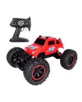 (Red)Electric Remote Control Car Drive Rock Climbing Vehicles Remote Control Car