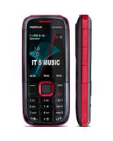 Nokia 5130 XpressMusic 95% NEW RECON REFURBISHED (RED COLOR)