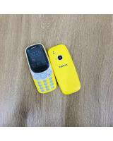 (YELLOW)Nokia 3310(2017) IMPORT REFURBISHED (Ready Stock)