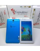 (BLUE)TRONTON T7 7''inch DUAL-SIM 3G CALL TAB TABLET (READY STOCK)