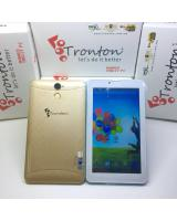 (GOLD)TRONTON T7 7''inch DUAL-SIM 3G CALL TAB TABLET (READY STOCK)