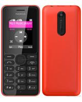 (RED)NOKIA 108 DUAL SIM IMPORT REFURBISHED