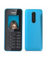 (BLUE)NOKIA 108 DUAL SIM IMPORT REFURBISHED