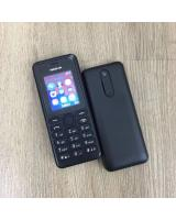 (BLACK)NOKIA 108 DUAL SIM IMPORT REFURBISHED