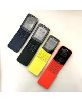 (BLUE)NOKIA 8110(3G) DUAL SIM IMPORT REFURBISHED (Ready Stock)