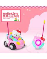 Remote Control Cartoon Hello Kitty For Kids Toy