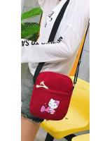 KW80467 Hello Kitty Women's Bag Red