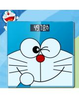 KW80468 Cute Cartoon Weight Scale Doraemon