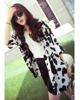 BM71158 STYLISH CARDIGAN AS PICTURE