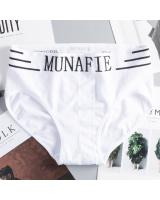 QA-670 MUNAFIE MEN UNDERWEAR WHITE