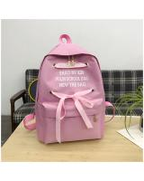 KW80492 CASUAL BACKPACK PINK
