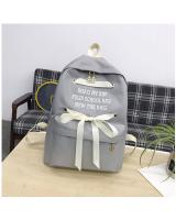 KW80492 CASUAL BACKPACK GREY