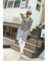 BM71230 STRIPE TOP AS PICTURE