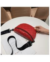 KW80495 WOMEN'S CHEST BAG RED