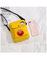 KW80497 CUTE SLING BAG YELLOW
