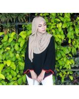 QA-684 CITRA BLOUSE BLACK