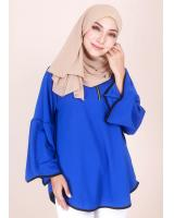 QA-684 CITRA BLOUSE BLUE