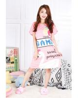 QA-685 SWEET PRINTED SLEEPWEAR B01