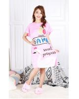 QA-685 SWEET PRINTED SLEEPWEAR B02