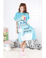 QA-685 SWEET PRINTED SLEEPWEAR B03