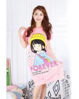 QA-685 SWEET PRINTED SLEEPWEAR B07