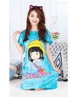 QA-685 SWEET PRINTED SLEEPWEAR B09