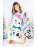 QA-685 SWEET PRINTED SLEEPWEAR B13