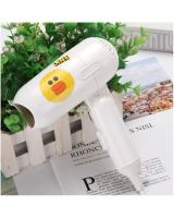 KW80517 CUTE HAIR DRYER WHITE DUCK