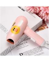 KW80517 CUTE HAIR DRYER PINK DUCK
