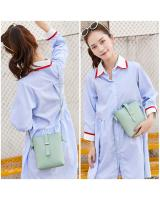 KW80525 CASUAL SLING BAG GREEN